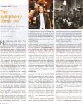 Symphony article